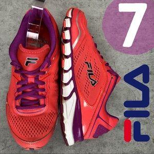 FILA Spectrum Energized Women's Running Shoes 7